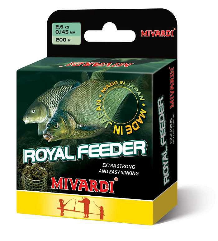 Royal Feeder 0,165 mm 200 m